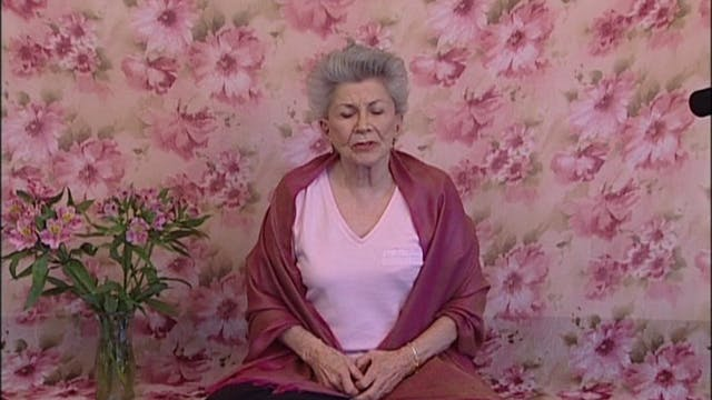 (10-Min) Meditation with Mary Cavanaugh