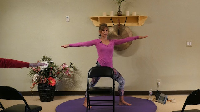 Why a Yoga Body Looks Different - Integrated Movements with Sherry Zak Morris