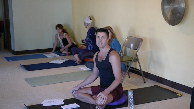 Online Course: Gentle Somatic Yoga® Introductory Teacher Training / James Knight