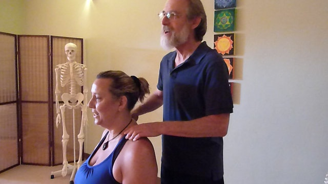 Loosening Up Your Tight Trapezius Muscle in Creative Ways with Jim Merrick