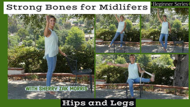 (15-Min) Strong Bones for Midlifers: ...