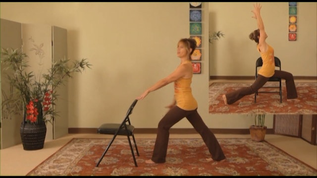 (10-Min) Standing Tall Series for Strong Muscles and Bones with Sherry Zak Morris