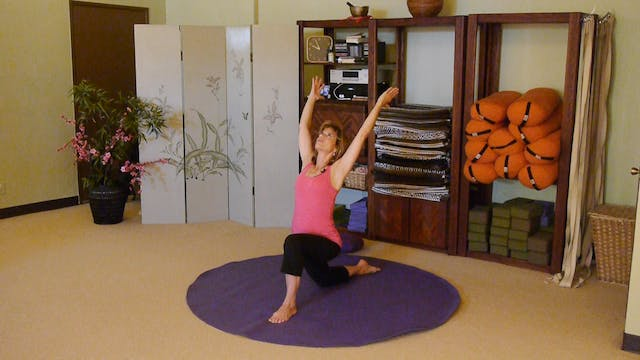 (50 min) Ujjayi Breath Invigoration P...