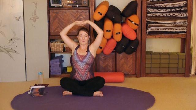 (1 Hr) Yoga Mayhem LIVE! A Hatha Vinyasa Flow with Jess