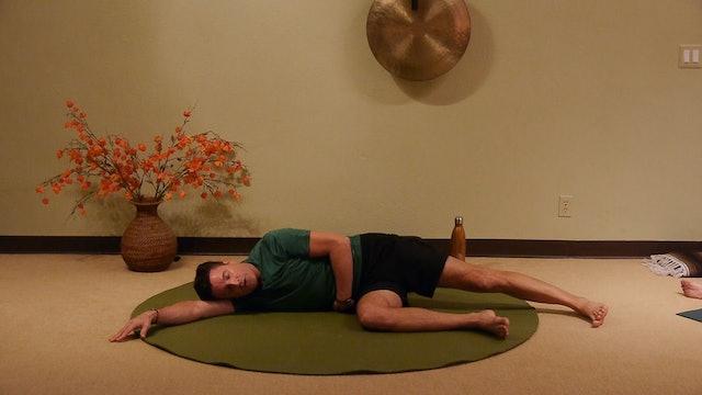 1-Hr Somatic Yoga Classes