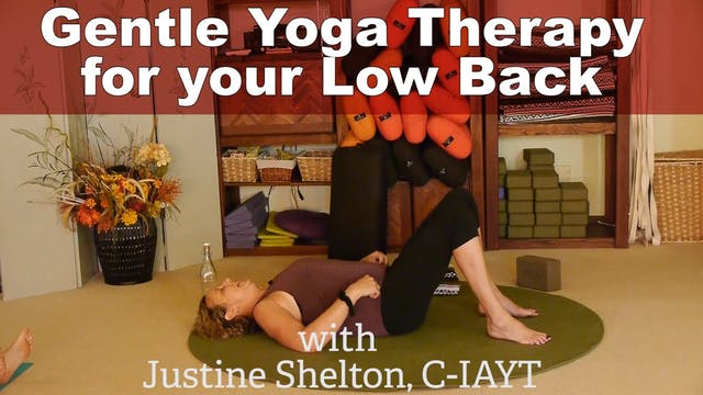 Go-To Yoga Pose for Low Back Relief w...