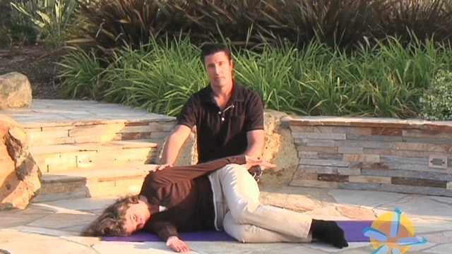 Reprogram the Upper Body with Gentle Somatic Yoga - James Knight