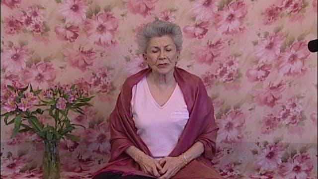(10-Min) Meditation with Mary Cavanaugh
