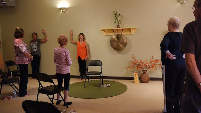 Do this Posture Check every Year on your Birthday! with Sherry Zak Morris