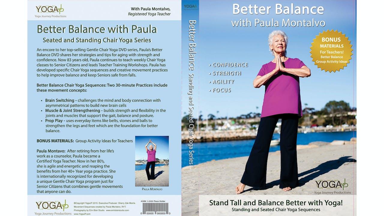 Better Balance with Paula Montalvo