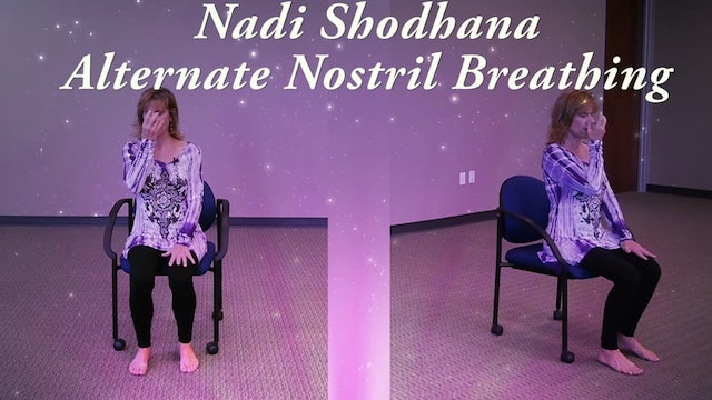 (20-Min) Breathing and Meditation to Feel Calmer! with Sherry Zak Morris