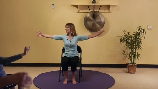 (1 Hr) Getting to the Root of Yoga: Letting it Go! with Sherry Zak Morris