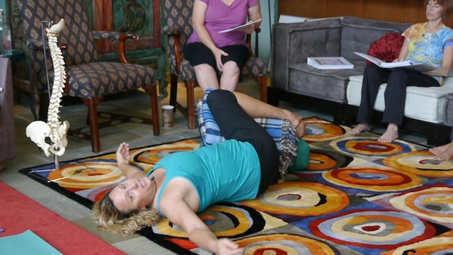 The Most Cautious Approach to Forward Bending and Twisting: Gentle Yoga Therapy with Justine Shelton
