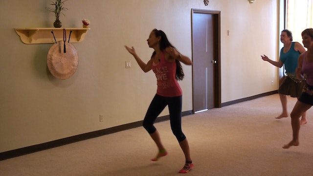 Get Moving with Zumba! It's All About the Bass! with Alessandra Colfi, PhD
