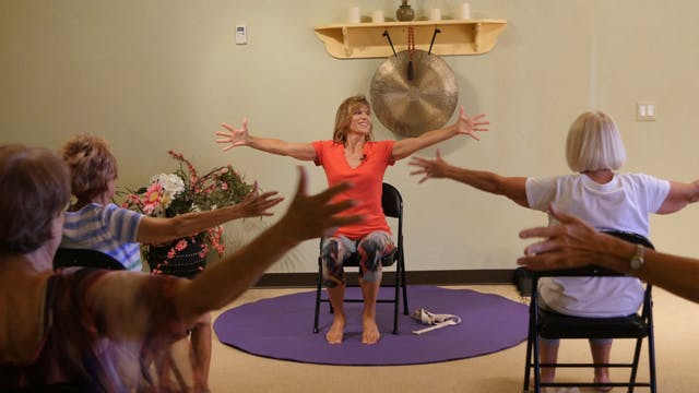 Happy Together - Chair Yoga Dance We ...