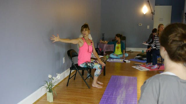 Online Course: Yoga for Technology Wo...