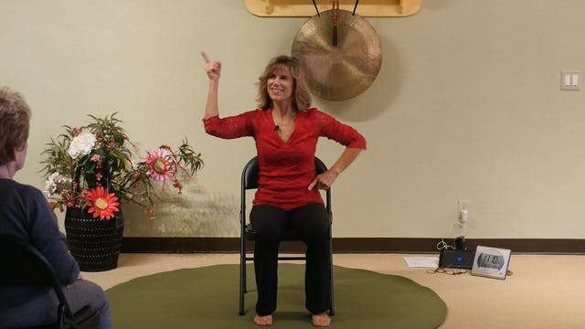 (1 Hr) Holiday All Dancing Chair Yoga...