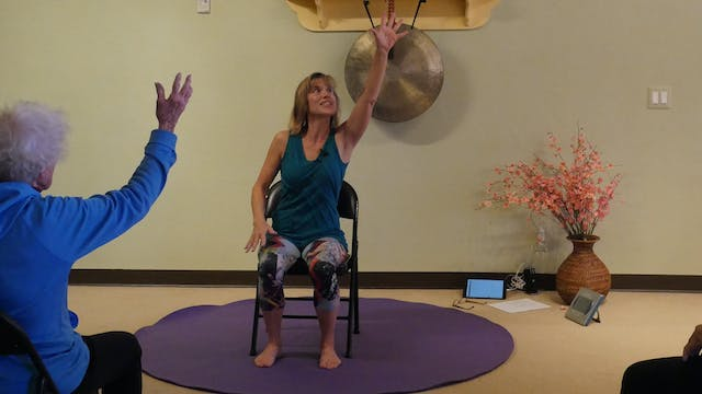 Catch a Falling Star - Chair Yoga Dan...