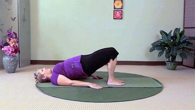 (15-min) Core Work with Marjorie Old