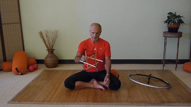 Tensegrity: Tension and Integrity and How Your Bones, Muscles and Fascia Work with Erhard Rohrmuller