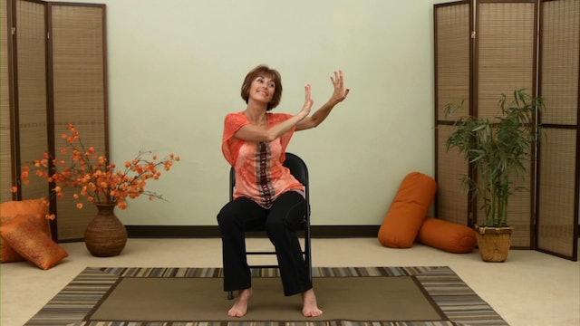 (45-Min) Chair Yoga Dances with Olga Danilevich