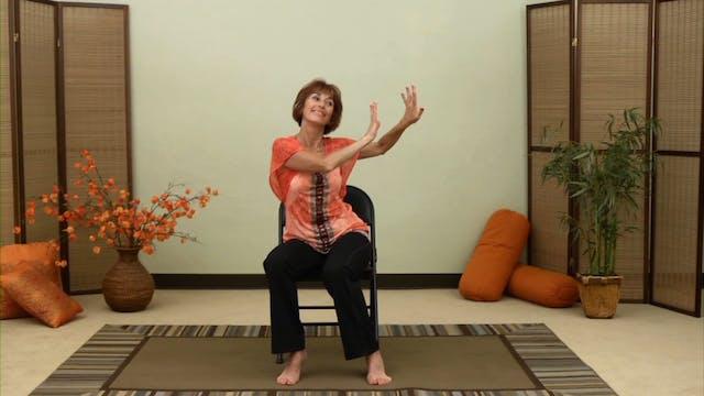 (45-Min) Chair Yoga Dances with Olga ...