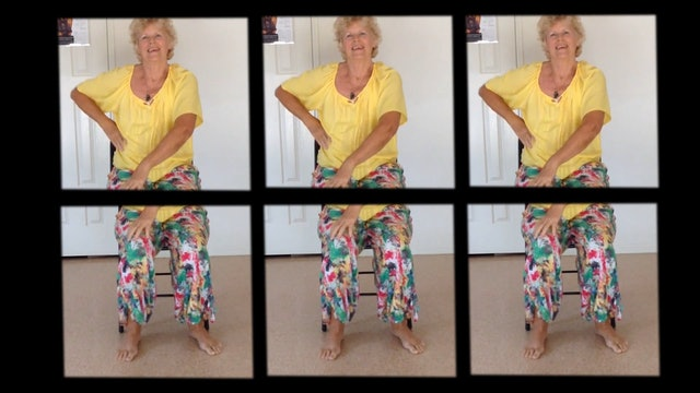 Dancing in the Streets! - Chair Yoga Dance with Irene in Australia