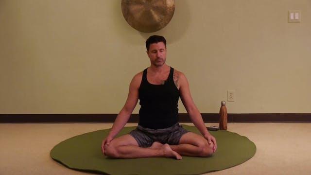 (1 Hr) Gentle Somatic Yoga Zen with J...