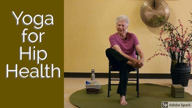 Yoga for Hip Health