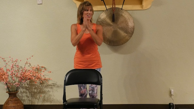 Yes, Everthing's Gonna be Alright - Chair Yoga Dance with Sherry Zak Morris