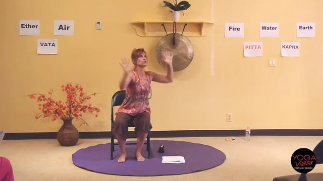 (1 Hr) What's Your Dosha? Mind/Body Constitution Workshop with Sherry