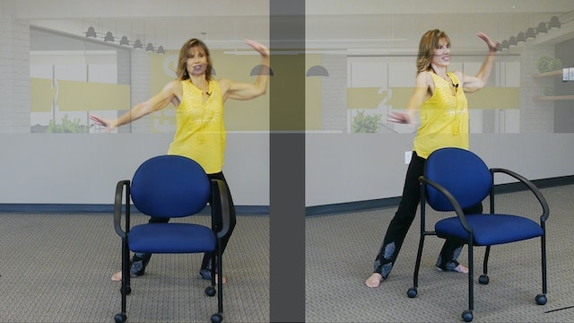 (30-Min) Multi-Directional Movements with Sherry Zak Morris
