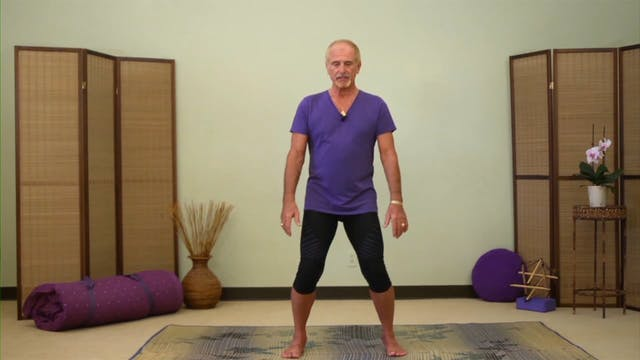 (50-min) Soma-Kinetics Bamboo Stick and Q- Gong Flow with Erhard Rohrmuller