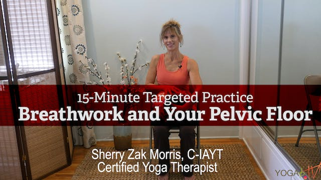 (15-min) Breathwork and the Pelvic Fl...