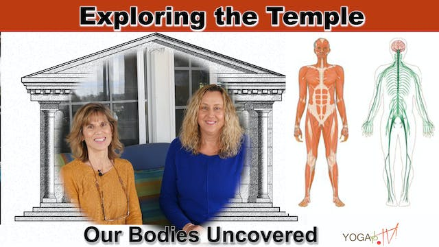 Explore the Temple with Sherry & Just...