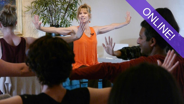 Online Course: Foundations of Teaching Senior and Chair Yoga with Sherry