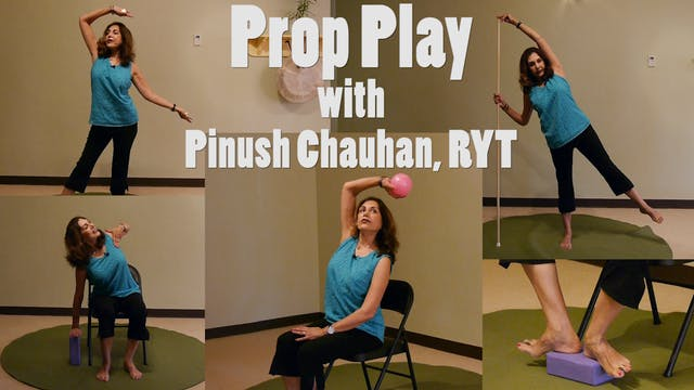 (45-min) Prop Play with Pinush Chauha...