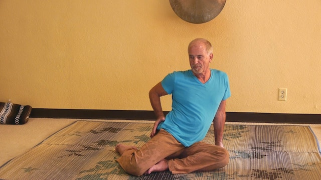 (30-Min) Soma-Kinetic Movements for Tight Hips & Back with Erhard Rohrmuller