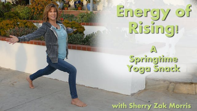(10-min) The Energy of Rising: Short ...