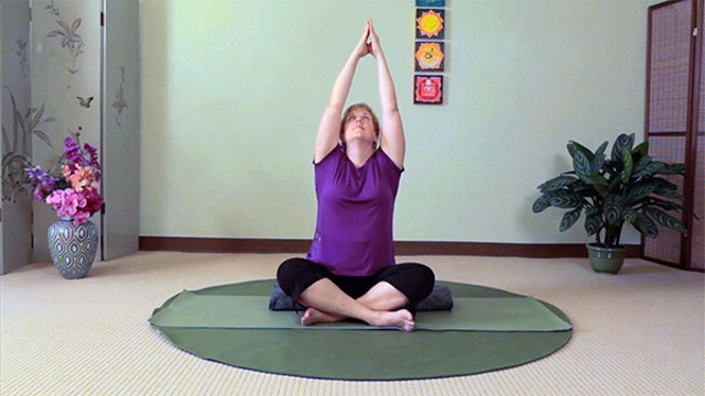 (10-min) Strengthen and Lengthen with Marjorie Old