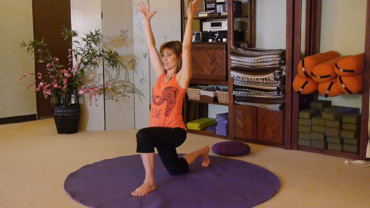 Gentle Hatha Yoga Classes