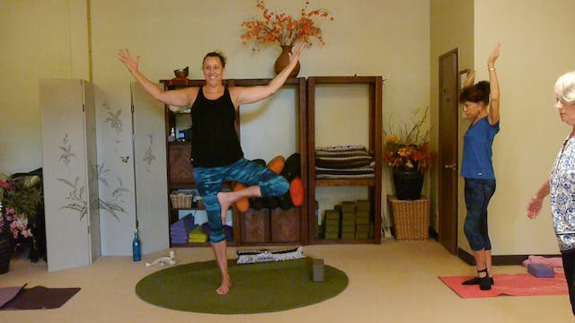 (1 Hr) Aloha Gentle Yoga Therapy for ...