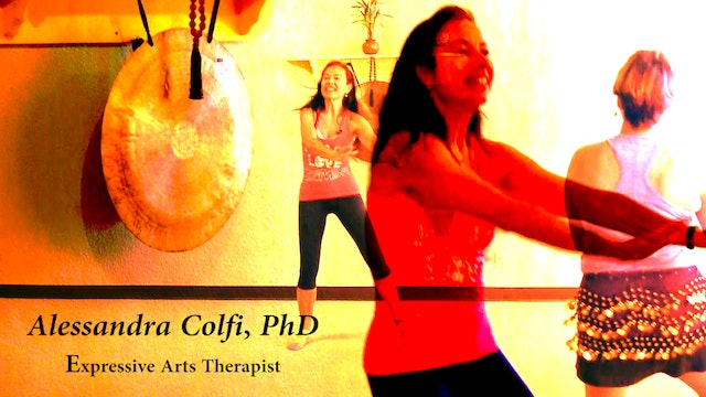 Zumba to Feel Your Heartbeat! with Alessandra Colfi