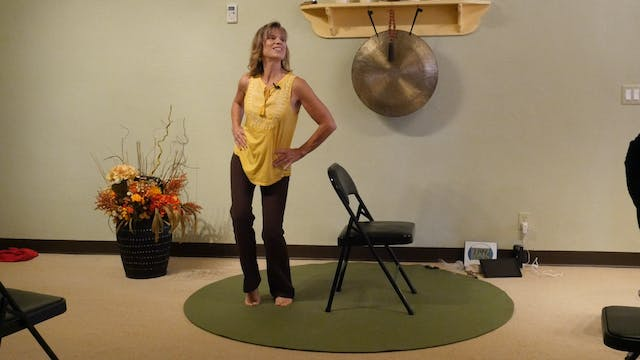 (1 Hr) Stretch and Recoil to Loosen your Fascia with Sherry Zak Morris