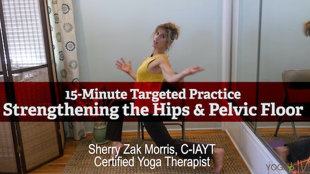 (15-min) Hip Strengthening and the Pe...