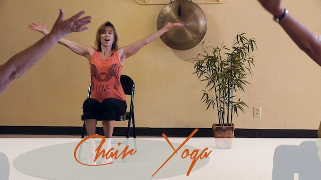 Chair Yoga Dances (Individual Songs)