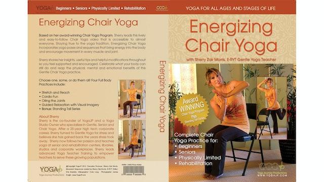 Energizing Chair Yoga with Sherry Zak Morris