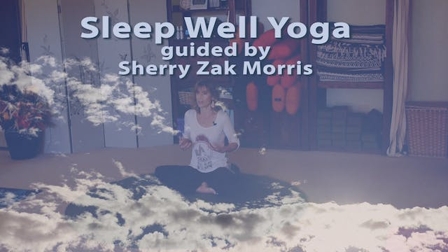 (10-Min) Sleep Well Yoga for a Good N...