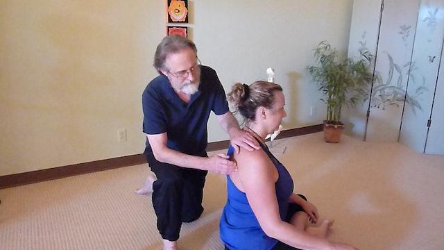 Tight/Frozen Shoulders: Infraspinatus Muscle Working Too Hard! with Jim Merrick