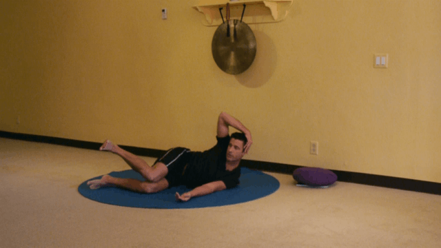 (1 Hr) Gentle Somatic Yoga Full Body Class with James Knight